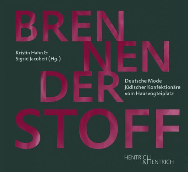 """Studienprojekt """"Brennender Stoff"""""""