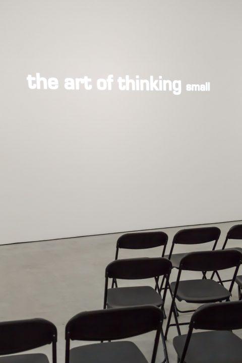 """""""the art of thinking small""""  oder Von Nanobots und molekularen Maschinen"""