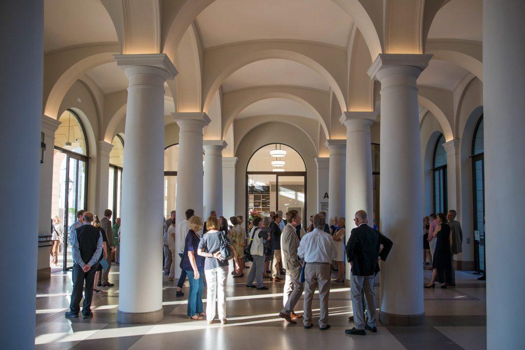 HUG-Sommerausflug in das Museum Barberini