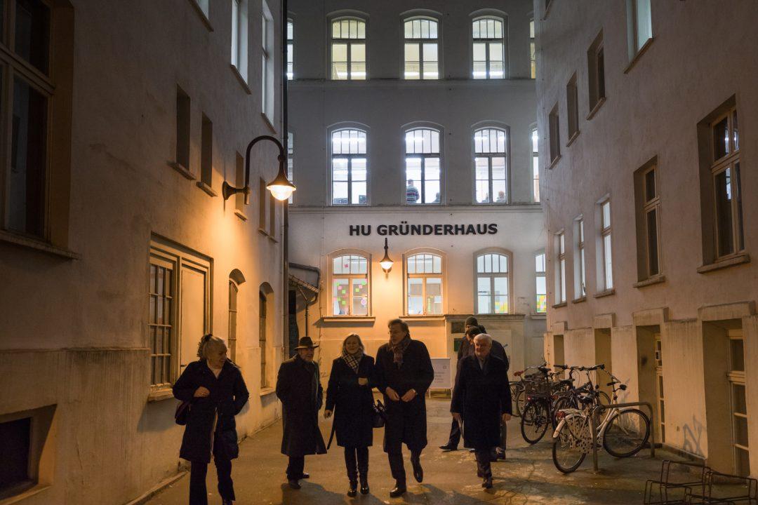 Wo das Neue in die Welt kommt: Startups an der Humboldt-Universität
