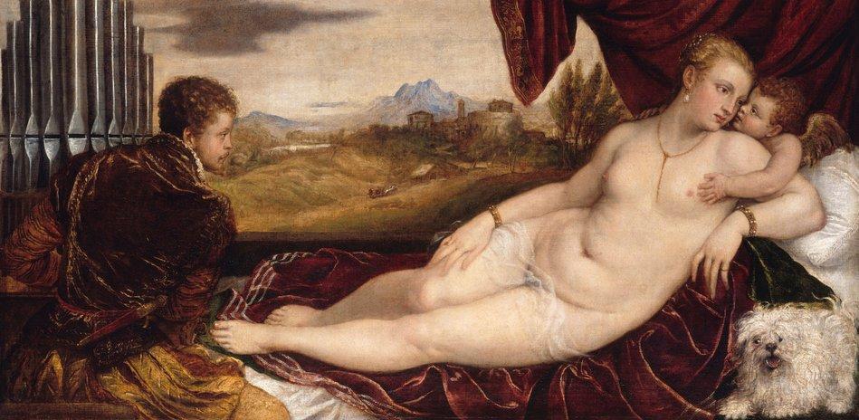 3 Bilder, 3 Jahrhunderte, 3 Museen – Part 1: Launen der Liebe