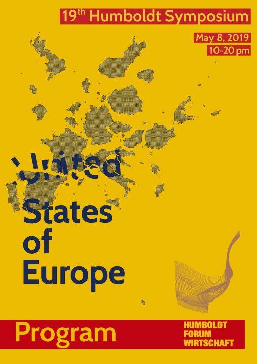 """Humboldt Symposium """"United States of Europe"""""""