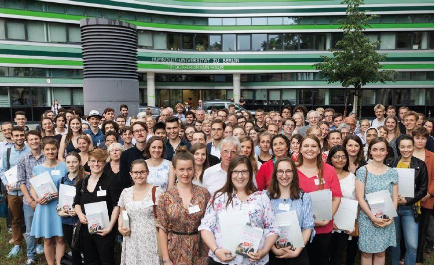 Humboldt-Stipendien für Klimafolgenforschung