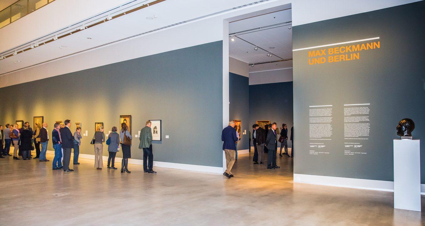 3 Bilder, 3 Jahrhunderte, 3 Museen – Part 3: Max Beckmann und Berlin
