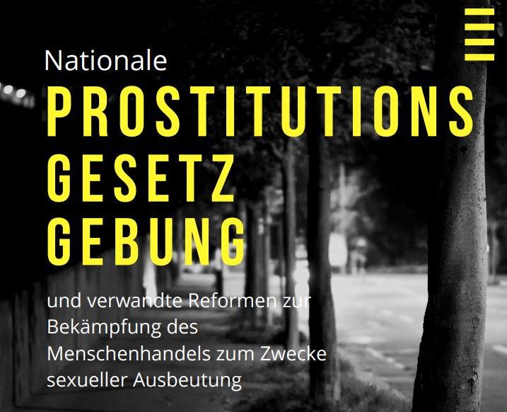 Podiumsdiskussion: Nationale Prostitutionsgesetzgebung