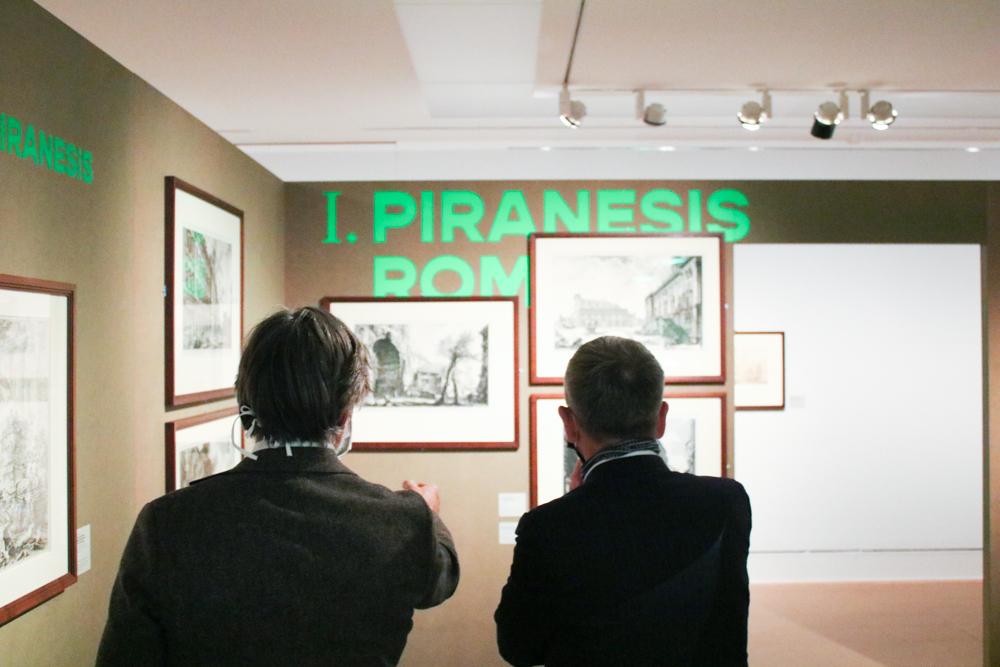 Das Piranesi-Prinzip