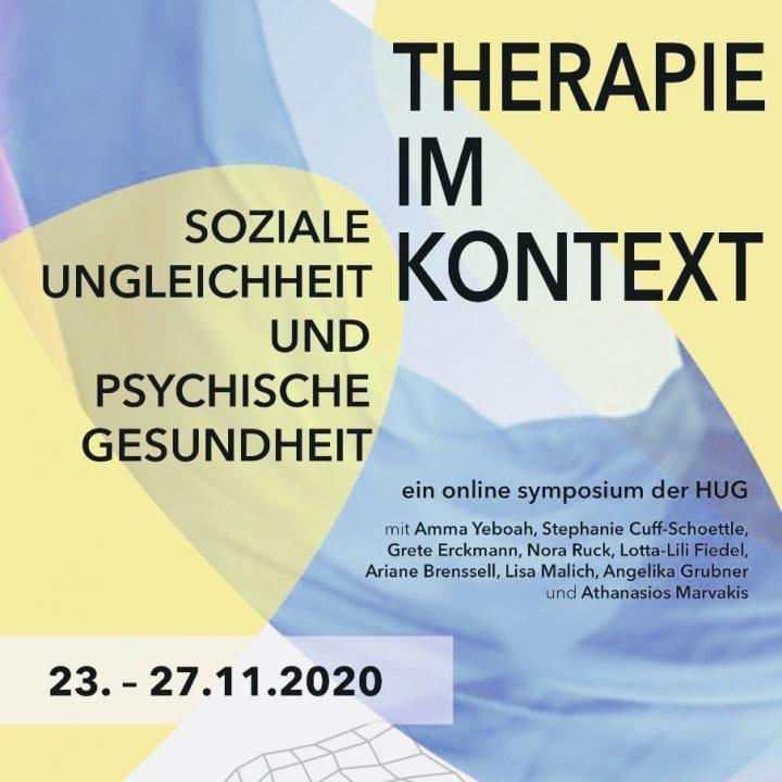"""Therapie im Kontext"""