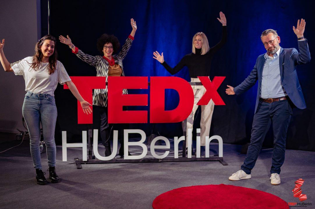 """TEDxHU """"AI: A Tough Love"""""""