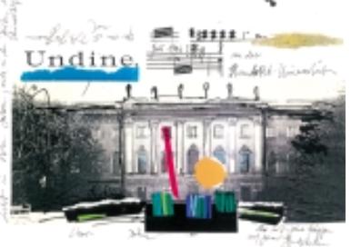 "Opernaufführung ""Undine"" von E. T. A. Hoffmann"