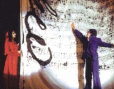 """""""Orphée et Euridice"""" von Christoph Willibald Gluck – Operninszenierungen im Innenhof des Hauptgebäudes der Humboldt-Universität"""